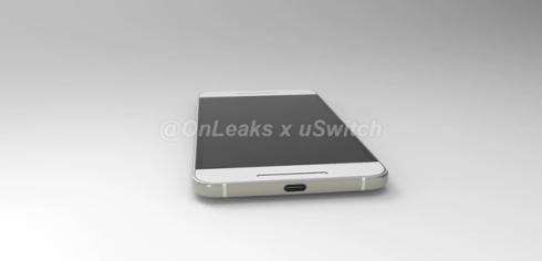 Huawei Nexus 2015 render 2