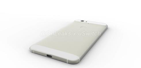 Huawei Nexus 2015 render 4
