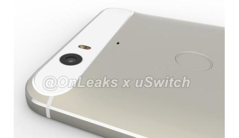 Huawei Nexus 2015 render 5