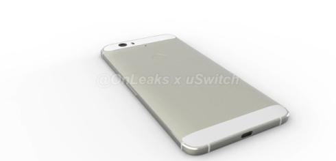 Huawei Nexus 2015 render 6