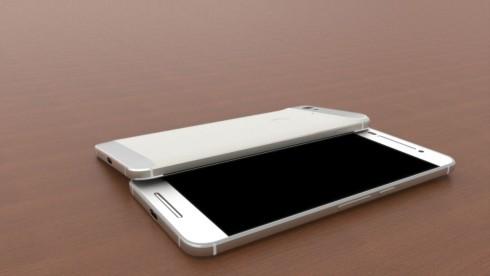 Huawei Nexus concept Jermaine Smit 1