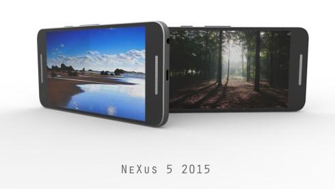 LG Nexus 5 2015 concept jermaine smit 1