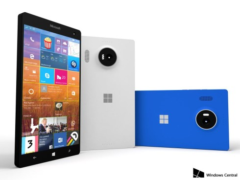 Lumia 950 XL Cityman render 1