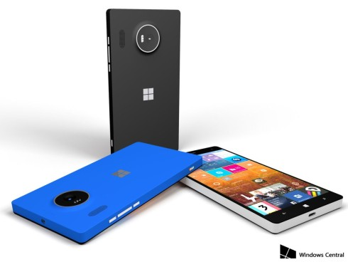 Lumia 950 XL Cityman render 3