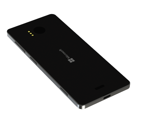 Microsoft Lumia 950 concept crotwor 2
