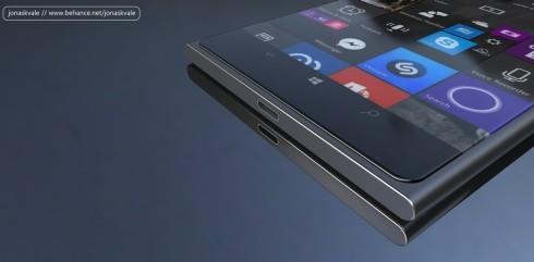 Microsoft Lumia 950 concept render jonas kvale 3