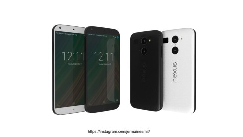Nexus 5 2015 Jermaine Smit render 1