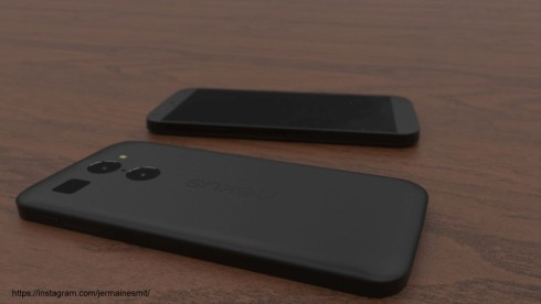 Nexus 5 2015 Jermaine Smit render 4