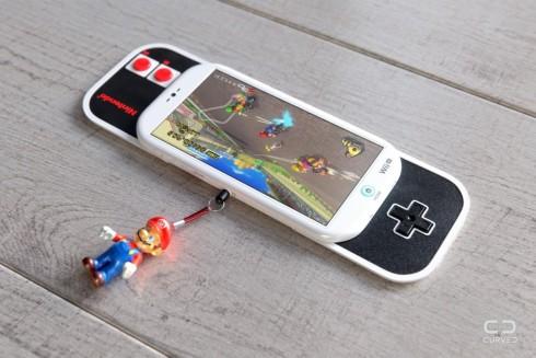 Nintendo smartphone concept curved de 1