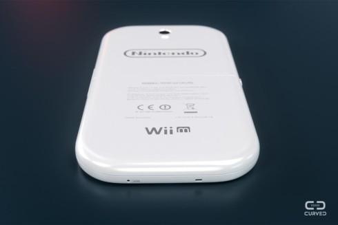 Nintendo smartphone concept curved de 7