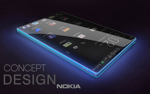 Nokia Swan phablet concept 1