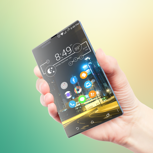 Nokia Swan phablet concept 3
