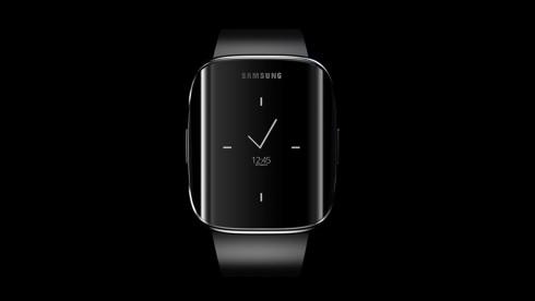 Samsung Galaxy S6 Edge smartwatch concept 1
