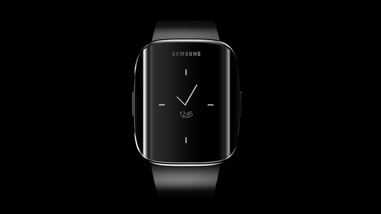 Samsung Galaxy S6 Edge Smartwatch Looks Stunning