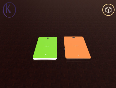 Sony Xperia W W+ concepts 11