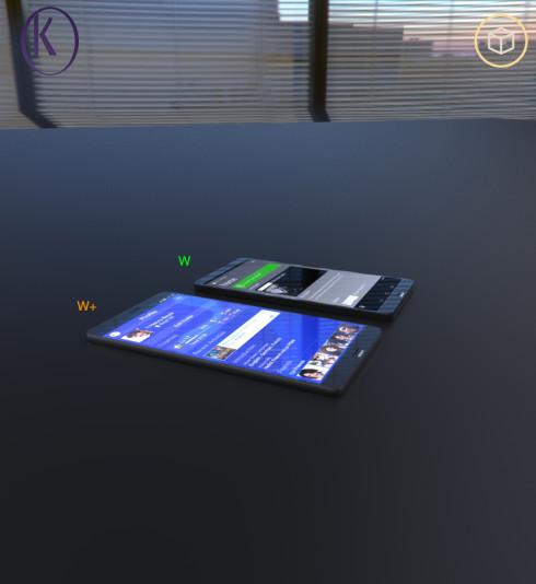 Sony Xperia W W+ concepts 12