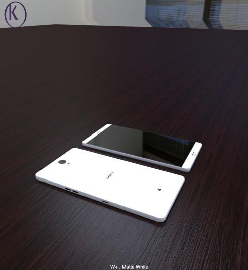 Sony Xperia W W+ concepts 2