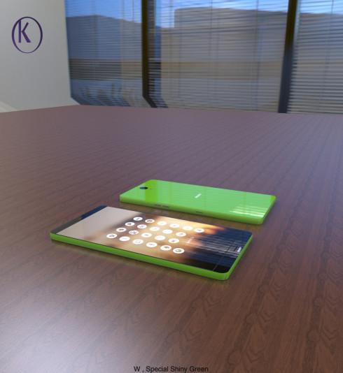 Sony Xperia W W+ concepts 4