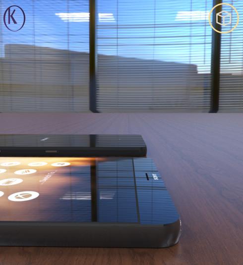 Sony Xperia W W+ concepts 6