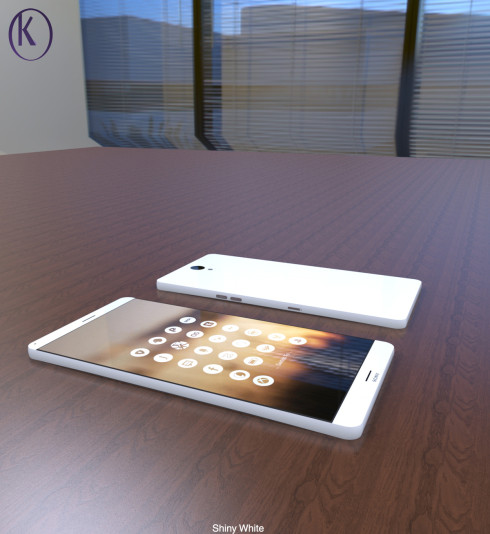 Sony Xperia W W+ concepts 7