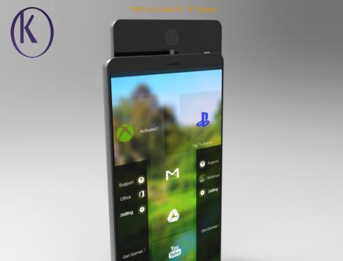 Sony Xperia W W+ concepts 8