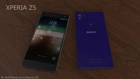 Sony Xperia Z5 concept Jermaine Smit 1