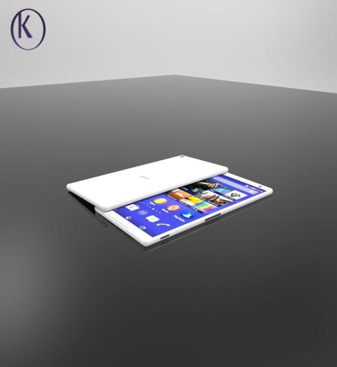 Sony Xperia Z5 concept Kiarash Kia 2