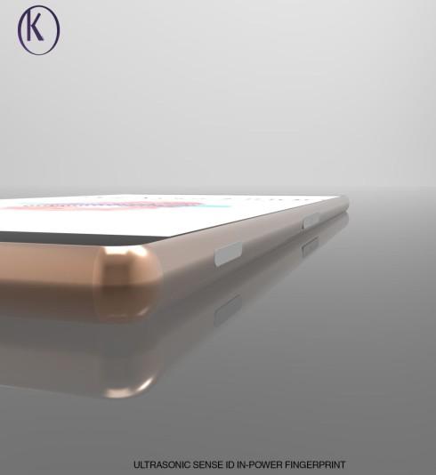 Sony Xperia Z5 concept Kiarash Kia 8