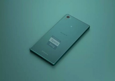 Sony Xperia Z5 press render leak 3