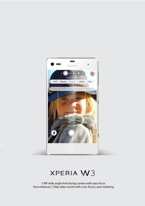 XPERIA W3-03