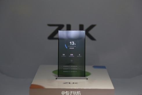 ZUK transparent display concept phone 1