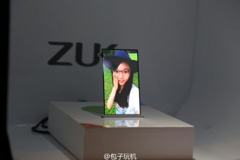 ZUK transparent display concept phone 3