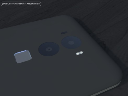 dream phone concept dual camera 2