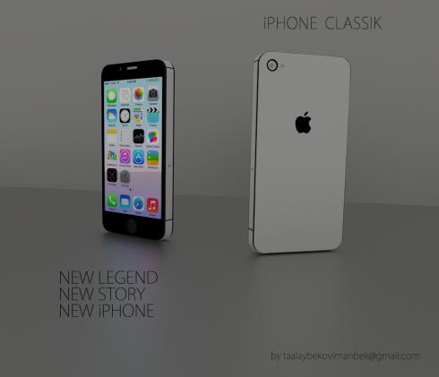 iPhone classik concept