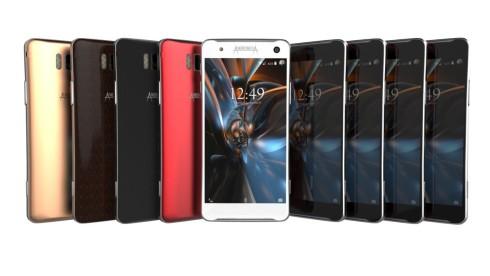 Andromeda Epsilon concept phone 2