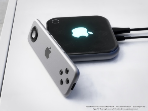 Apple TV 2015 Martin Hajek concept 2