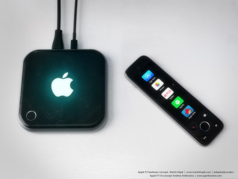 Apple TV 2015 Martin Hajek concept 4
