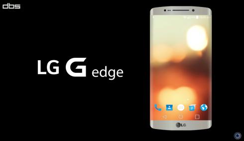 LG G Edge concept 1