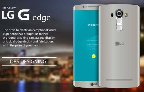 LG G Edge concept 2