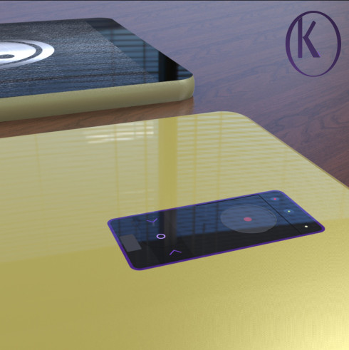 LG G LuX concept teaser 1