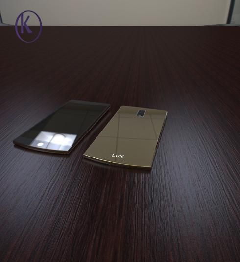 LG G LuX concept teaser 2