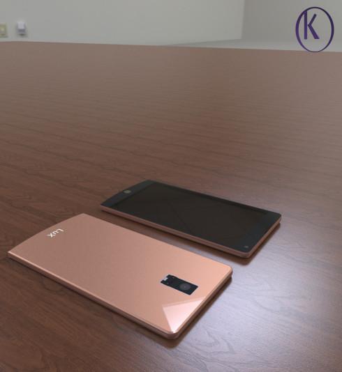 LG G LuX concept teaser 3