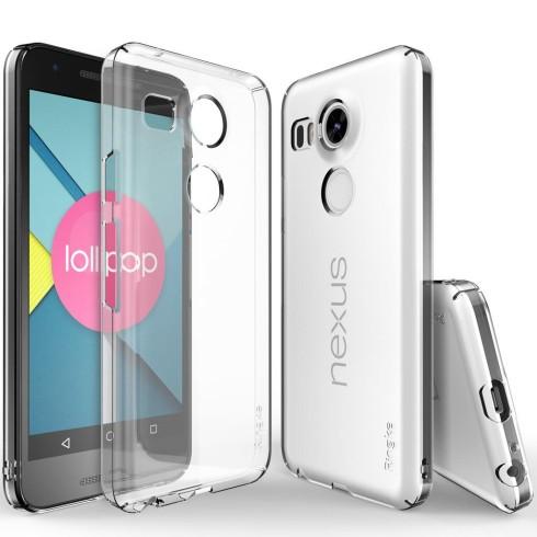 LG Nexus 5 2015 glass leak