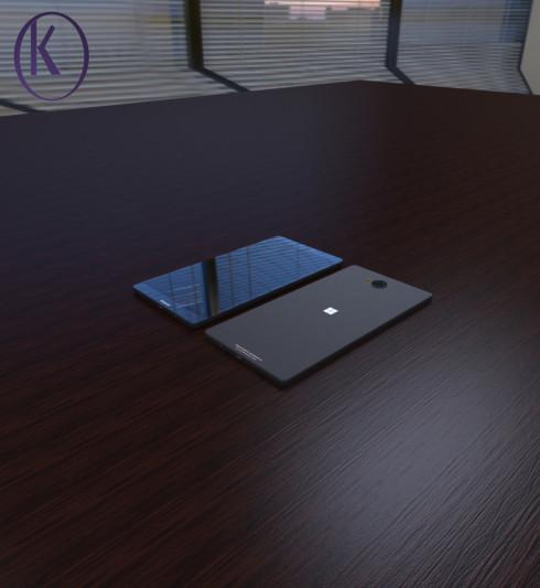 Microsoft Lumia XL flagship concept kiarash 4