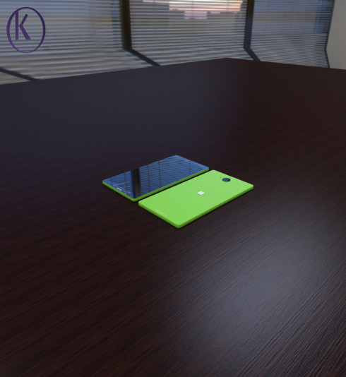Microsoft Lumia XL flagship concept kiarash 5