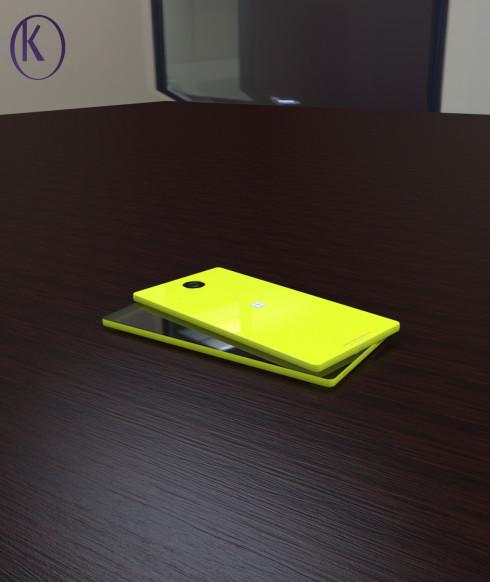 Microsoft Lumia XL flagship concept kiarash 6