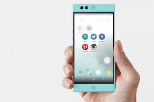 Nextbit Robin kickstarter phone 1