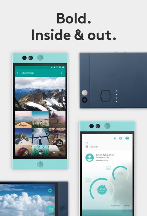 Nextbit Robin kickstarter phone 3