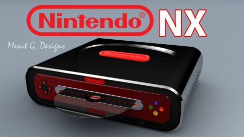 Samsung Nintendo Cross NX concept 1