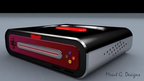 Samsung Nintendo Cross NX concept 5